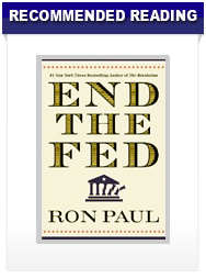 Recommended Reading: End The Fed, Ron Paul