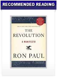 Recommended Reading: The Revolution, A Manifesto by Ron Paul