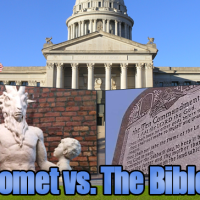 Satanists Seek to Stand Statue Alongside Ten Commandments at Oklahoma State Capitol